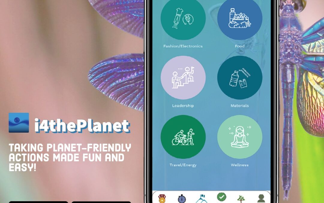 Try Our Mobile App i4ThePlanet